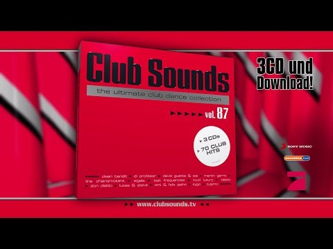 Club Sounds 87 (Official Trailer)