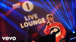 Glass Animals - Mood (24kGoldn cover) in the Live Lounge