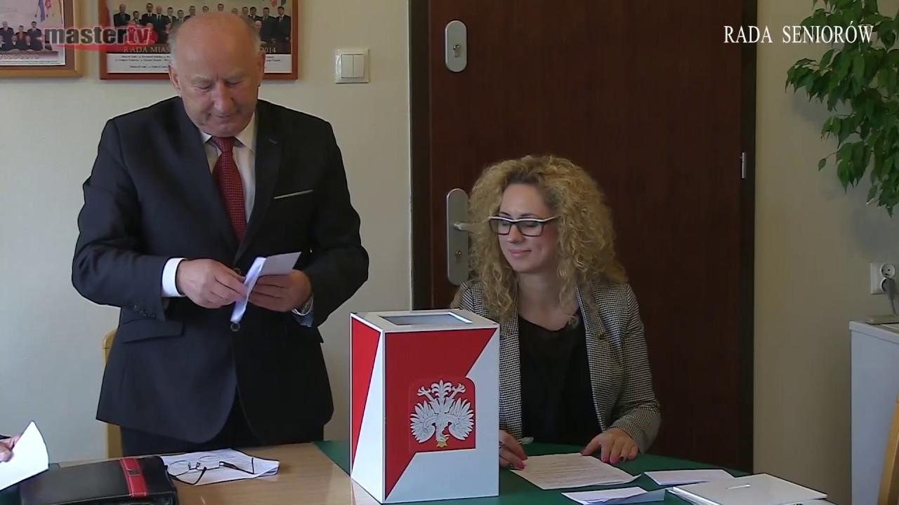 MASTER TV ŁUKÓW – Rada Seniorów