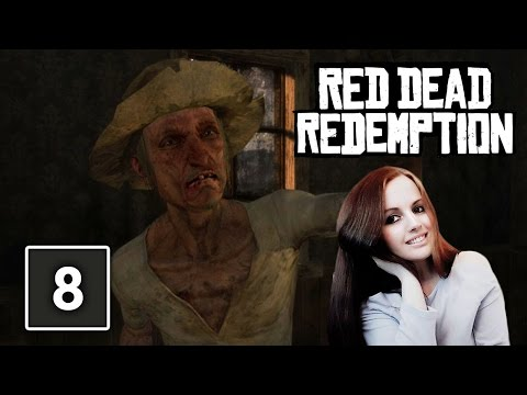 SETH'S TREASURE | Red Dead Redemption Gameplay Walkthrough Part 8
