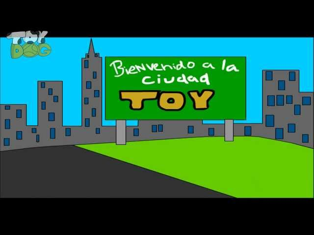 Toy Dog La Serie episodio 1: Toy Dog Videos De Viajes
