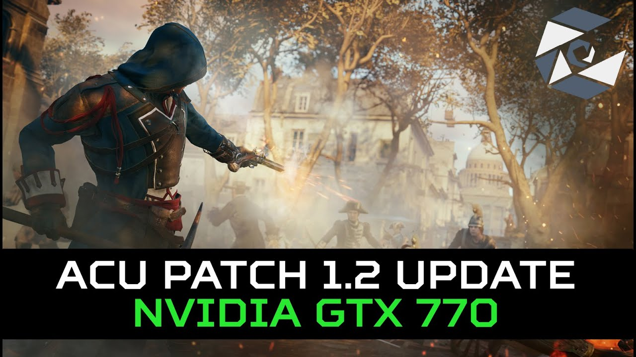 assassins creed unity patch 1.2