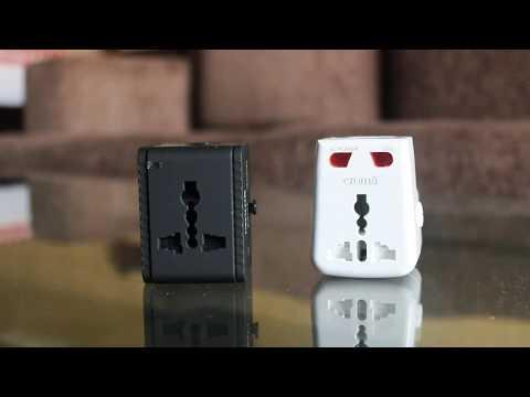Power Adapter For International Travel