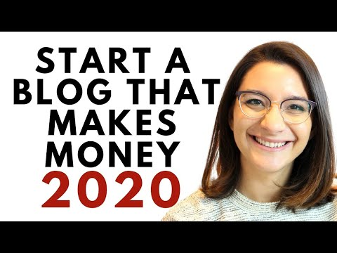 Starting a Blog in 2020 That Actually Makes Money: Tips for Beginners