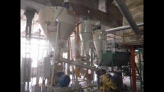 Линия гранулирования ОГМ-1.5 - производство топливной гранулы со ствола дерева. Pellet Mill