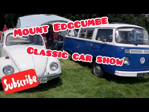 Mt Edgecombe classic car show August 2017.