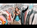 thrift with me *first timer, don't judge*