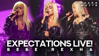 Bebe Rexha Expectations Live On The Record Terminal 5 NYC 2018