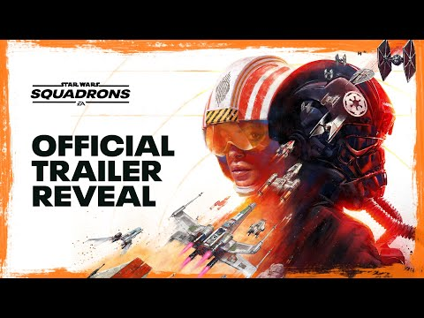 Star Wars: Squadrons – Official Reveal Trailer