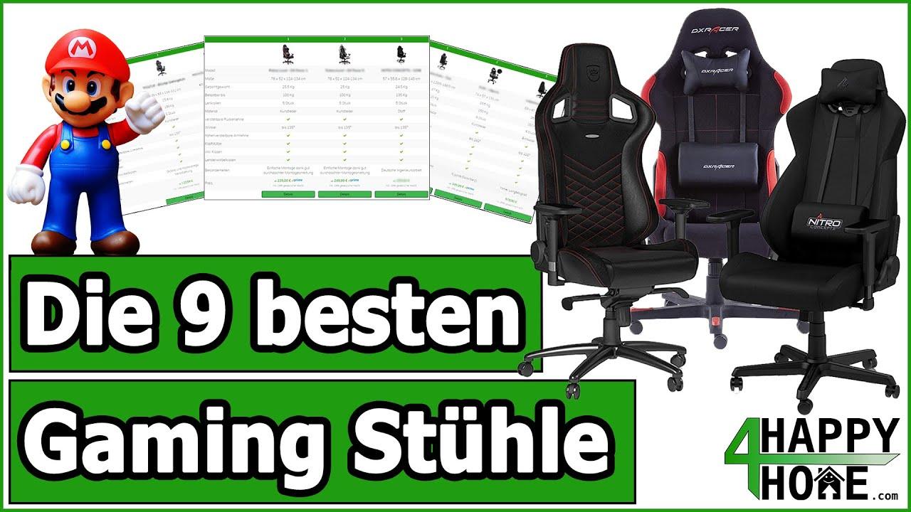 Gaming Stuhl Kaufen 2019 Die 9 Besten Gaming Stühle Im Vergleich 3 Preisklassen