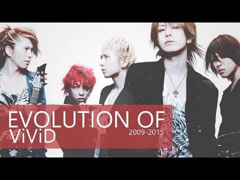 EVOLUTION OF ViViD (2009-2015)