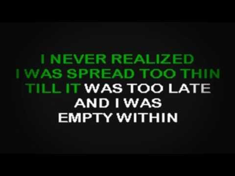 SC2262 03   Papa Roach   Last Resort [karaoke]