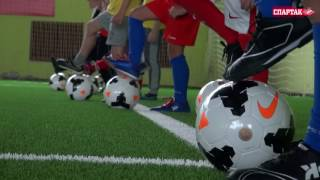 Первая тренировка «Спартака»-2010