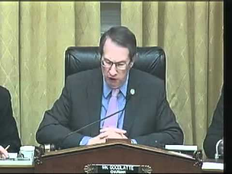 March 1, 2011 House Judiciary Committee Oversight Hearing on Intellectual Property Enforcement