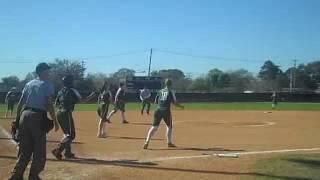 Ronni Grofman, Class of 2020. Third base highlights