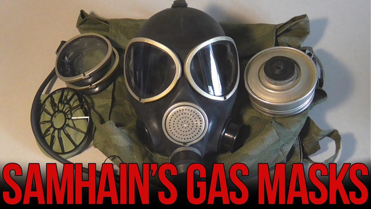 Обзор противогаза ПМК-3 из комплекта ОЗК-Ф | PMK-3 gas mask review