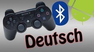 PS3 Controller und Android verbinden [Deutsch|HD|Gameklip]
