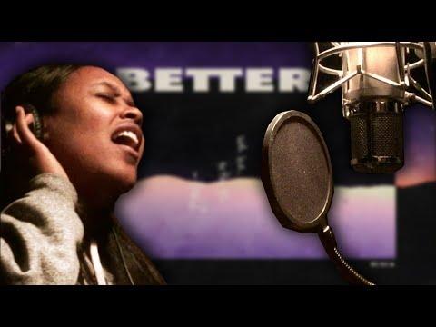 Better  - Khalid   Sidonia Daniella Cover