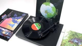 Yes - Roundabout (Steven Wilson Remix) (Official Vinyl Video)
