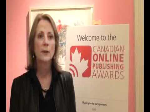 Audit Bureau of Circulations at 2010 Canadian Online Publishing Awards, Toronto