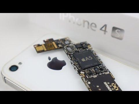 iPhone 4s Logic Board Repair Full Restoration