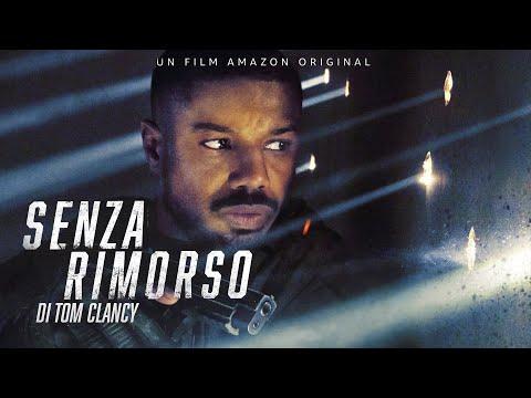 SENZA RIMORSO - TRAILER UFFICIALE | AMAZON PRIME VIDEO
