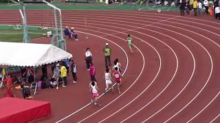 2018年 兵庫陸上競技春季記録会 男子1500m6組