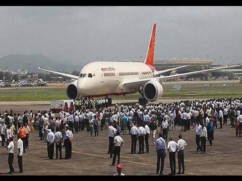 Air India Delhi-Hong Kong Flight Makes Emergency Landing At Kolkata