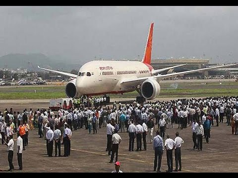 Air India Delhi-Hong Kong Flight Makes Emergency Landing At Kolkata
