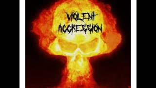 "VIOLENT AGGRESSION - ""Chants In The Night"" Old School Thrash Metal 1988"