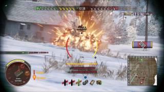 WoT Xbox - Full KV-2 Platoon