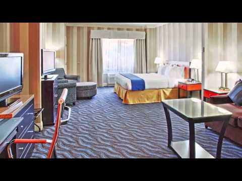 Holiday Inn Express & Suites Santa Cruz- Santa Cruz, California