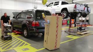 Behind the DeLuca Scenes: Dancing Hot Dog