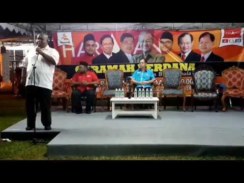 Ceramah Perdana Pakatan Harapan -Jom Bina Semula Malaysia Di Perak