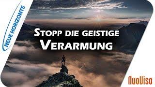 Stopp die geistige Verarmung - Heinz Grill