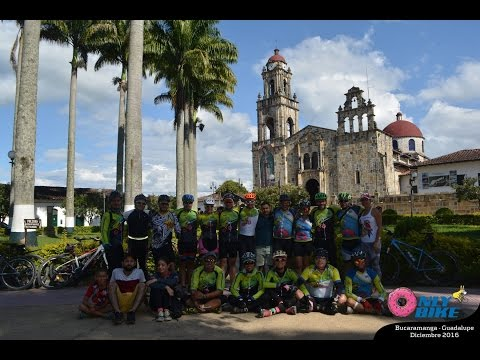 Only Bike: Bicipaseo Guadalupe 2016 - Día 2