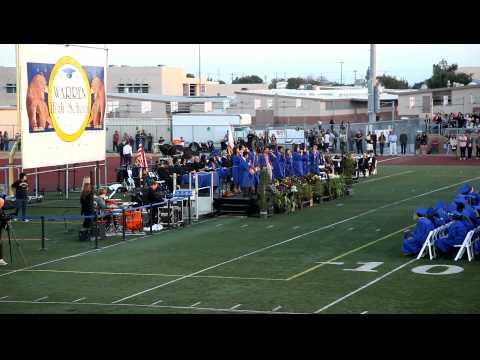 Graduation 2011 -  Warren High School - Downey CA