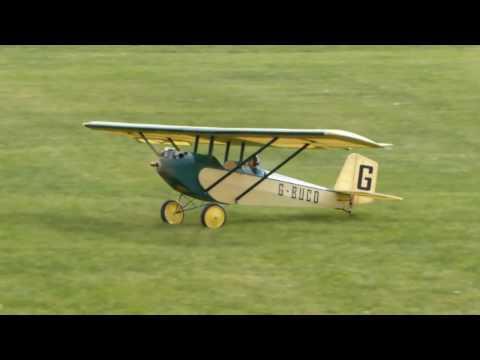 Flying Pietenpol at Mead 29 Oct 2016