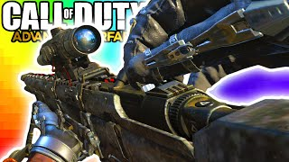 One VS One - MORS SNIPING! #1 (Call of Duty: Advanced Warfare Sniping)