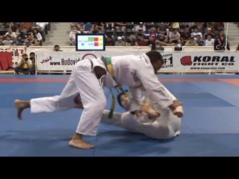 Samuel Braga VS Dai Yoshioka / World Championship 2008