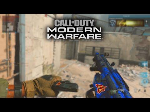 Call of Duty Modern Warfare Team Deathmatch Gameplay No Commentary