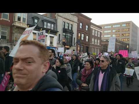 Albany NY Women's March