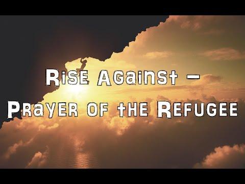 Rise Against - Prayer of the Refugee [Acoustic Cover.Lyrics.Karaoke]