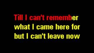 [karaoke-instrumental] Passenger - Whispers