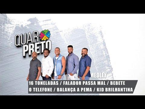 16 Toneladas / Falador Passa Mal / Bebete / O Telefone / Balança Pema / Kid Brilhantina (Ao Vivo)
