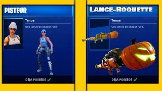 FORTNITE NEW SKIN FORTNITE TOP 1 ROCKET LAUNCHER Battle Royale