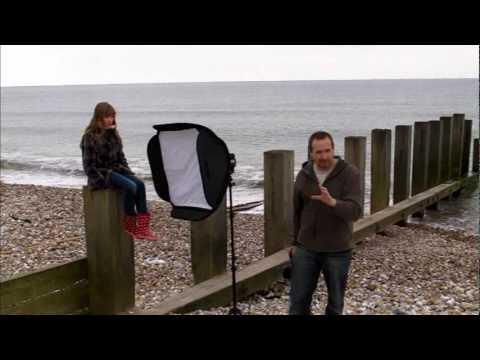 Softbox Technique For Off Camera Speedlite Tutorial Youtube