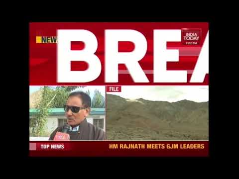 China Begins Construction On Indian Territory In Ladakh