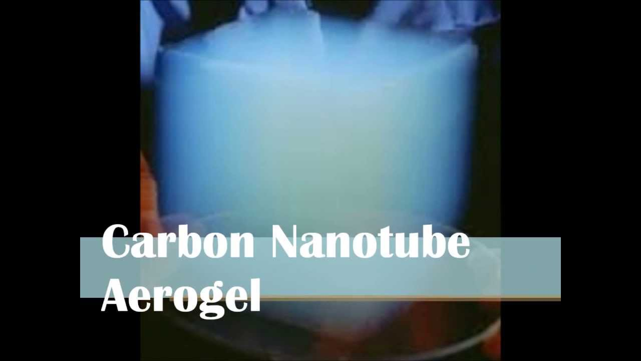 carbon nanotube aerogels youtube. Black Bedroom Furniture Sets. Home Design Ideas