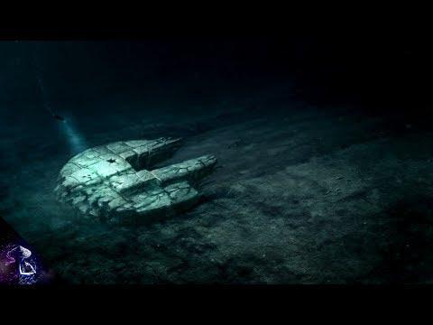 समुद्र में मिला रहस्यमयी UFO (खोजकर्ता भी हैं हैरान)